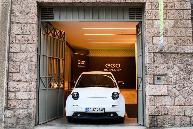 Η e.GO παρουσιάζει το καινοτόμο ηλεκτρικό αυτοκίνητο e.GO Life στην Ελλάδα